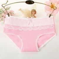 Middle Waist Women Slim Lace Panties Lady Underpants