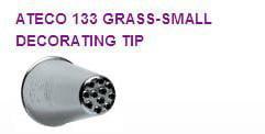 Small Grass Cake / CupCake / Cupcake Decorating Tip #133