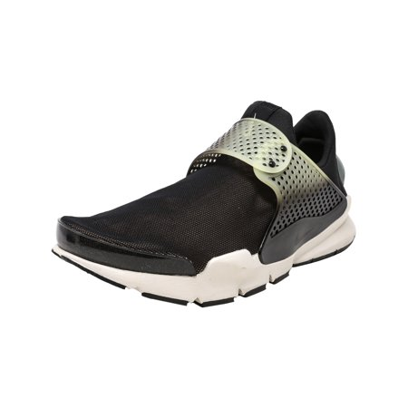 b5dc28503821 Nike Men s Sock Dart Se Premium Black   Bio Beige-Light Bone Low Top  Running ...