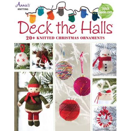 - Deck the Halls : 20+ Knitted Christmas Ornaments