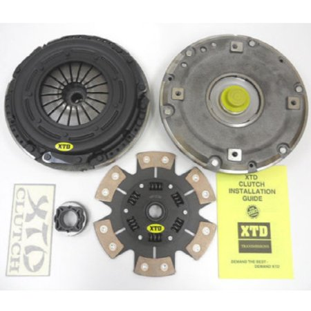XTD STAGE 5 RACING EXTREME CLUTCH KIT FITS 2003-2005 DODGE NEON SRT-4