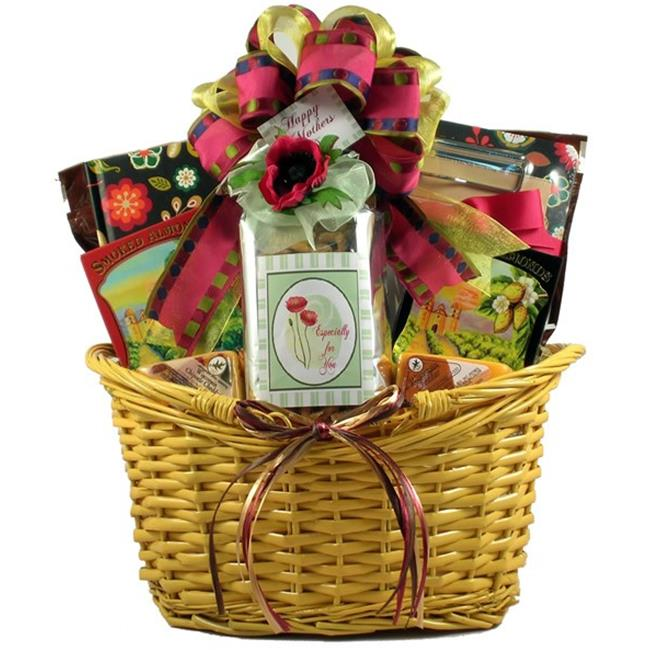 Gift Basket Village, Inc. EsFoHe-SF Especially For Her Sugar Free Gift Basket For Women
