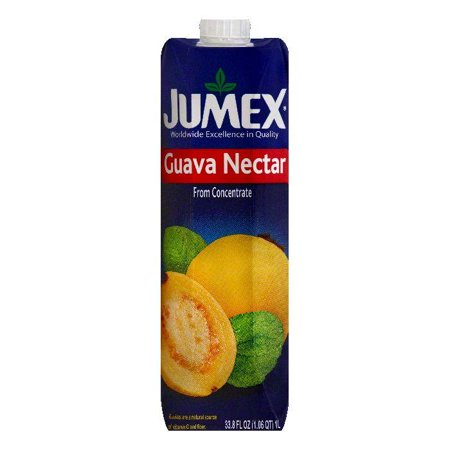 Jumex Guava Nectar  33 8 Oz  Pack Of 12