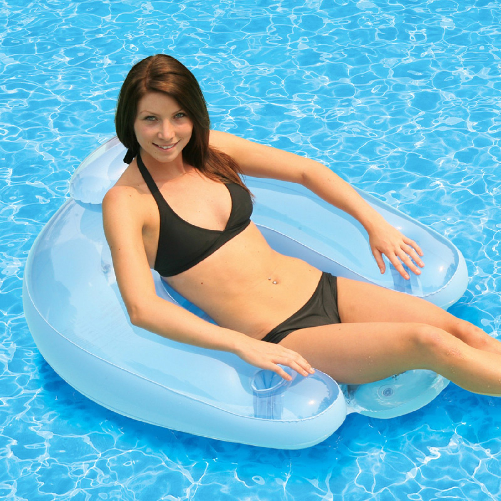 Poolmaster Paradise Chair Floating Lounge for Swimming Pools