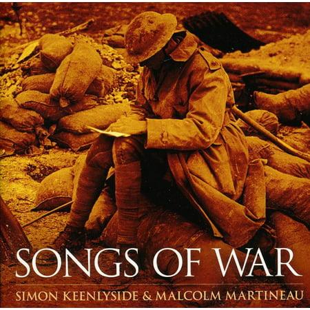 Songs of War (CD)