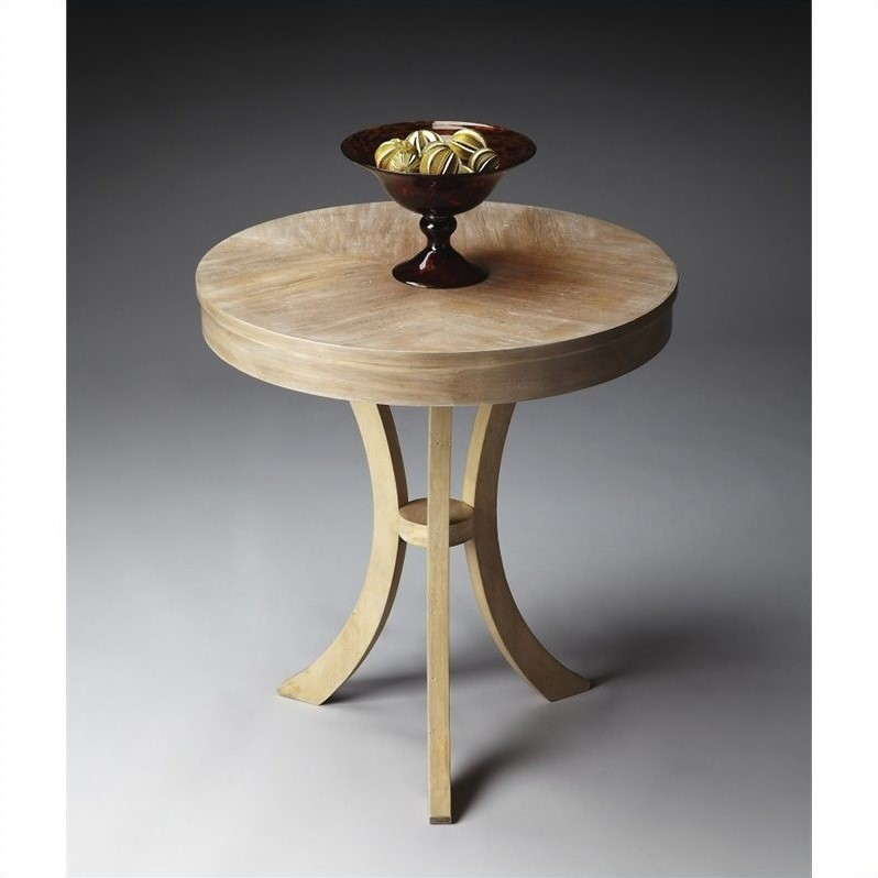 Butler Specialty Loft Side Table in Driftwood