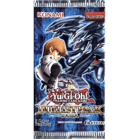 Yu Gi Oh Kaiba - Yu-Gi-Oh Duelist Pack: Kaiba Booster Pack
