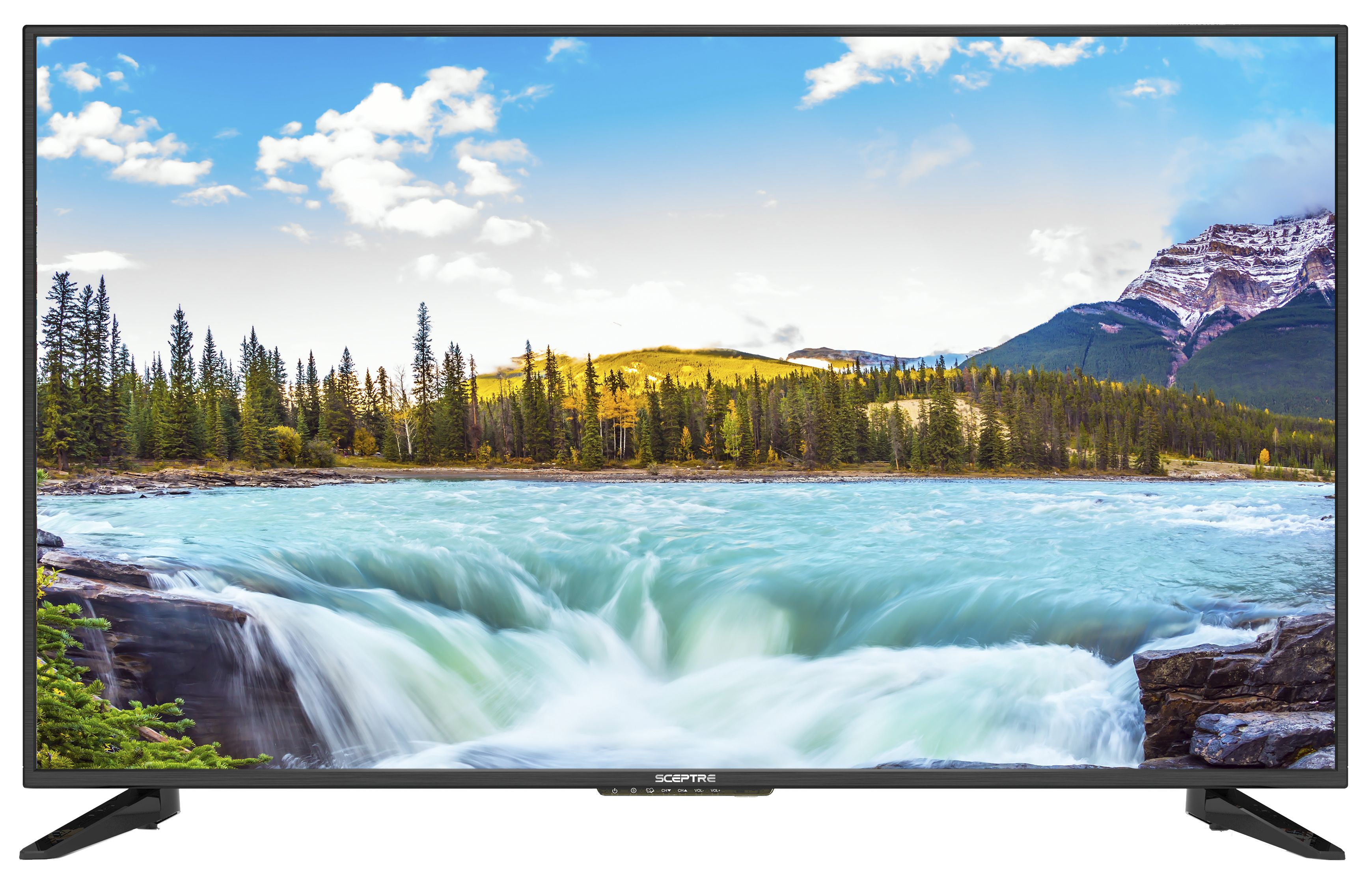 Sceptre 50-in Class FHD LED TV...