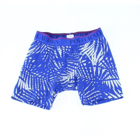 Mens Underwear Medium Boxer Brief Printed M ()