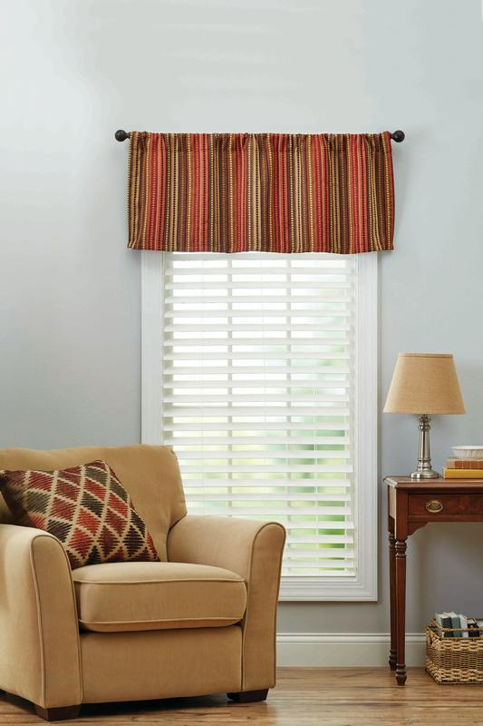 Better Homes & Gardens Bancroft Valance by Keeco