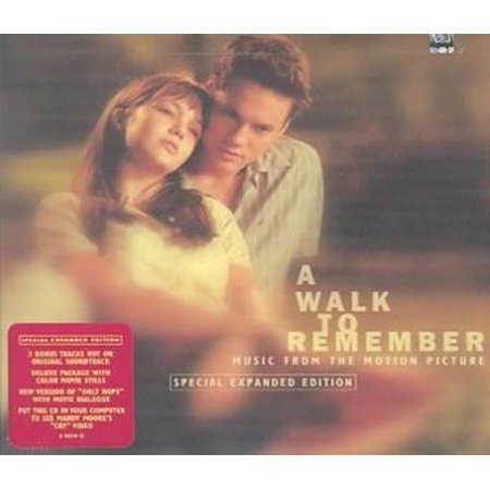 Walk to Remember Soundtrack (Limited Edition) (CD)](Halloween Cake Walk Music)