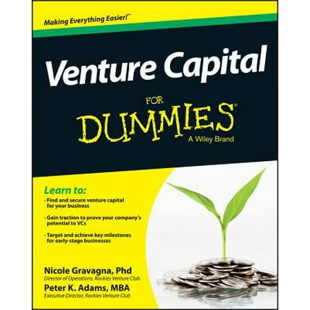 Venture Capital for Dummies (Best Venture Capital Blogs)
