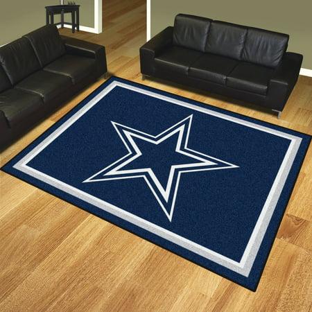 Dallas Cowboys 8x10 Rug Walmart Com