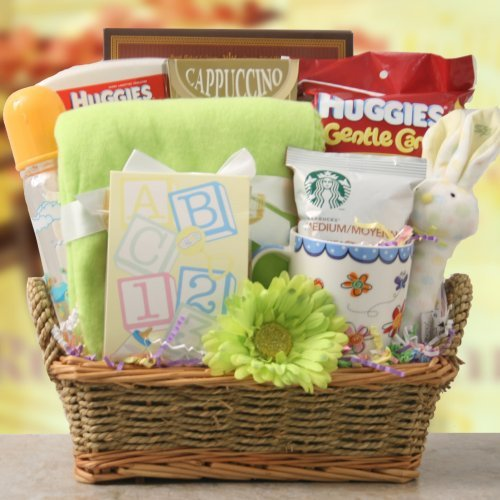 Midnight Feeding Gift Basket