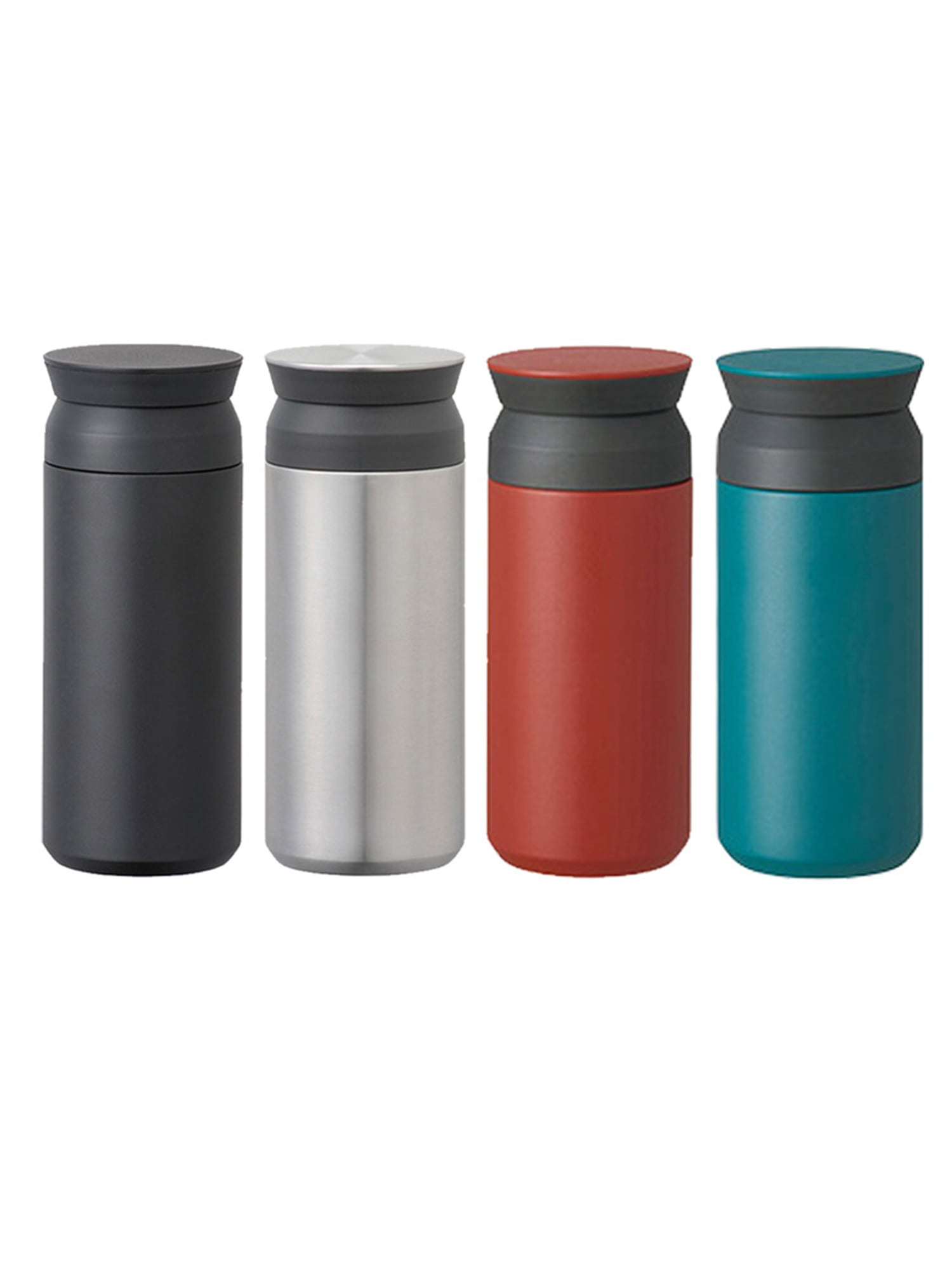 Stainless Steel Water Bottle Vacuum Insulated Flask Thermos Kids Gym Chilly Cups