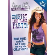 Dance Off the Inches: Country Line Dance Party (DVD)