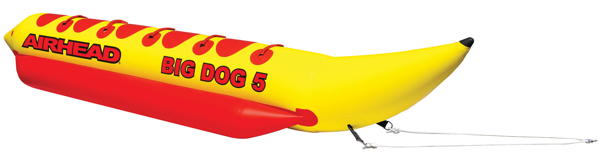 Click here to buy BIG DOG 5 Towable Tube by AIRHEAD SPORTS GROUP.