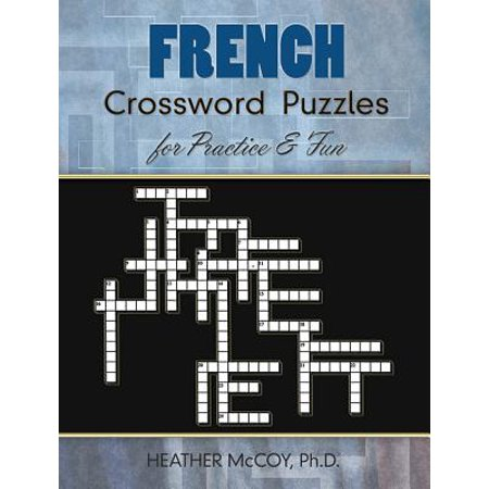 French Crossword Puzzles for Practice and Fun (French Halloween Crossword)
