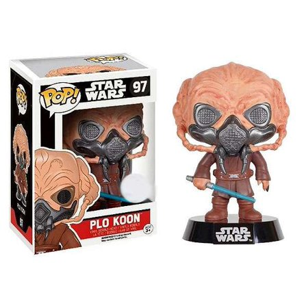 Funko POP! Star Wars Plo Koon Vinyl Bobble