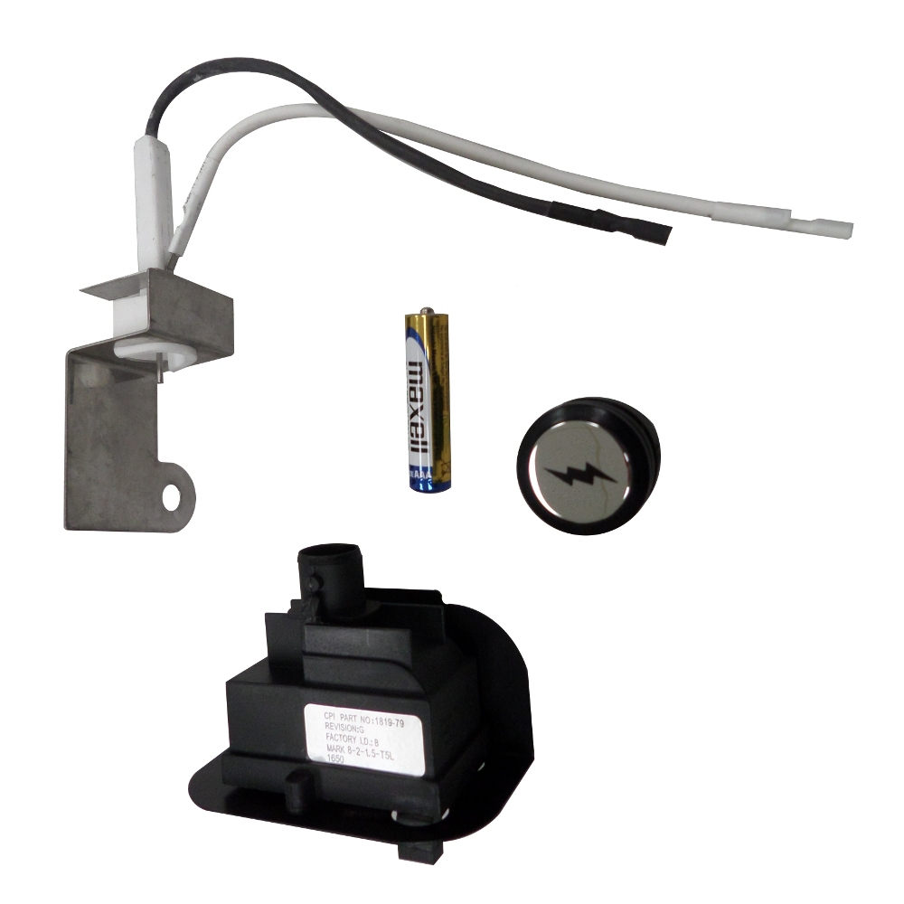 Weber Q320 Gas Grill Igniter Kit 80452 Replacement