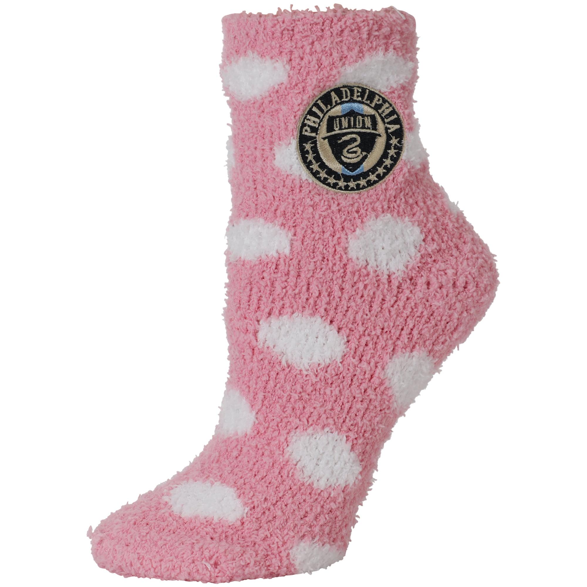 Philadelphia Union ZooZatz Women's Fuzzy Socks - No Size