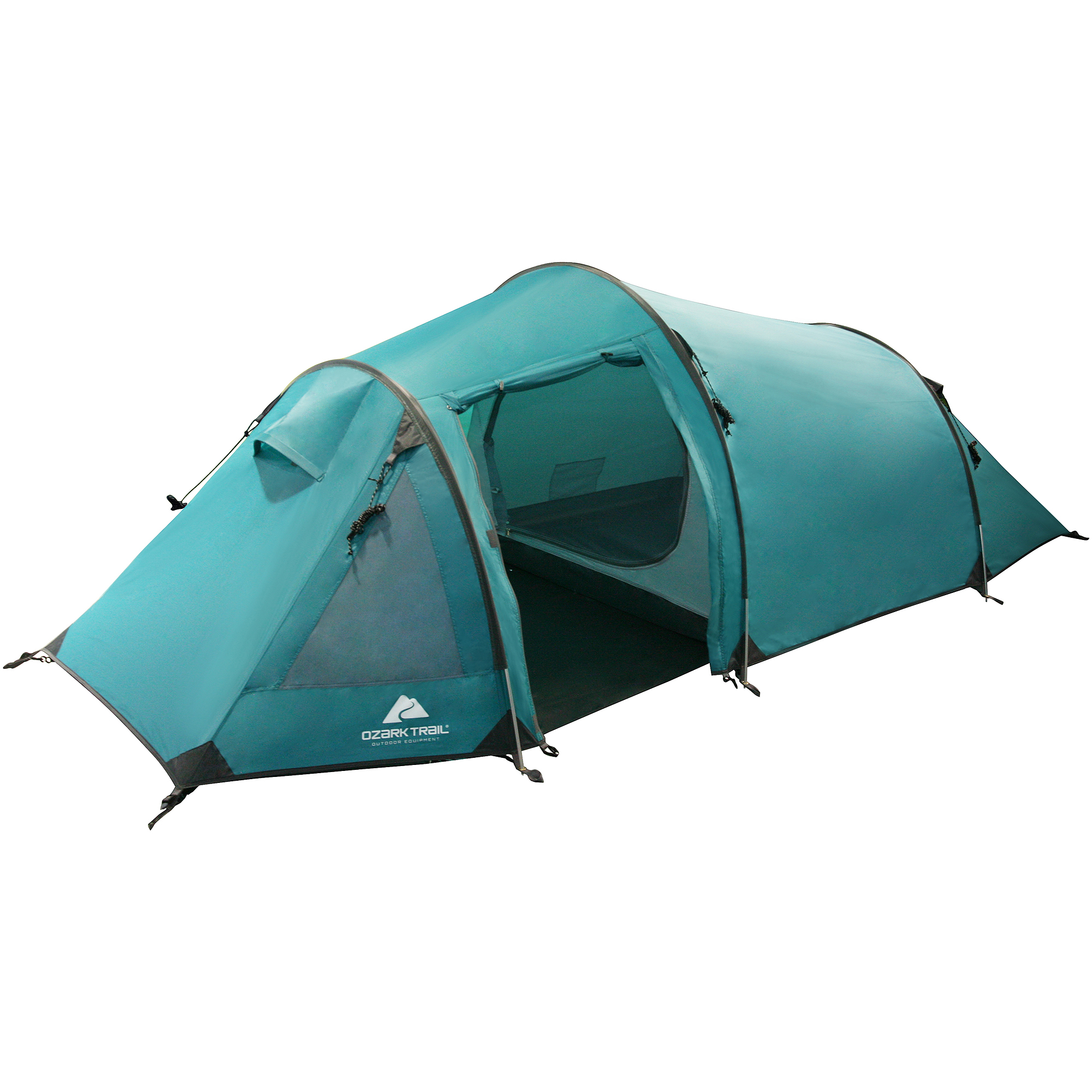225 & Ozark Trail Extended Stay Backpacking Tent Sleeps 2 on PopScreen