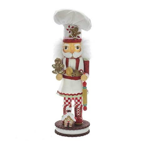 Kurt Adler 15-Inch Gingerbread Chef