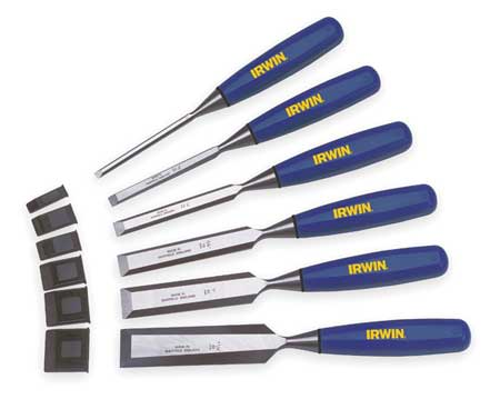 Irwin Marples Wood Chisel Set, M444SB6N by Irwin Industrial Tool Co