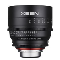 xeen by rokinon 50mm t1.5 professional cine lens for nikon f mount
