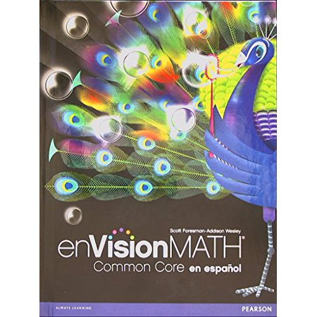 Pearson, Always Learning  enVision Math Common Core en Español (Spanish)   Grade 5  9780328701438, 0328701432