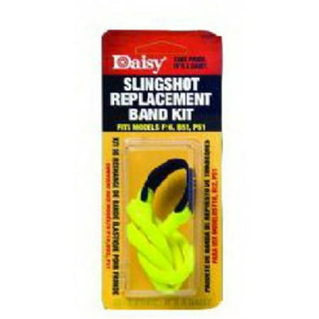Slingshot Rubber - Daisy Slingshot Replacement Band