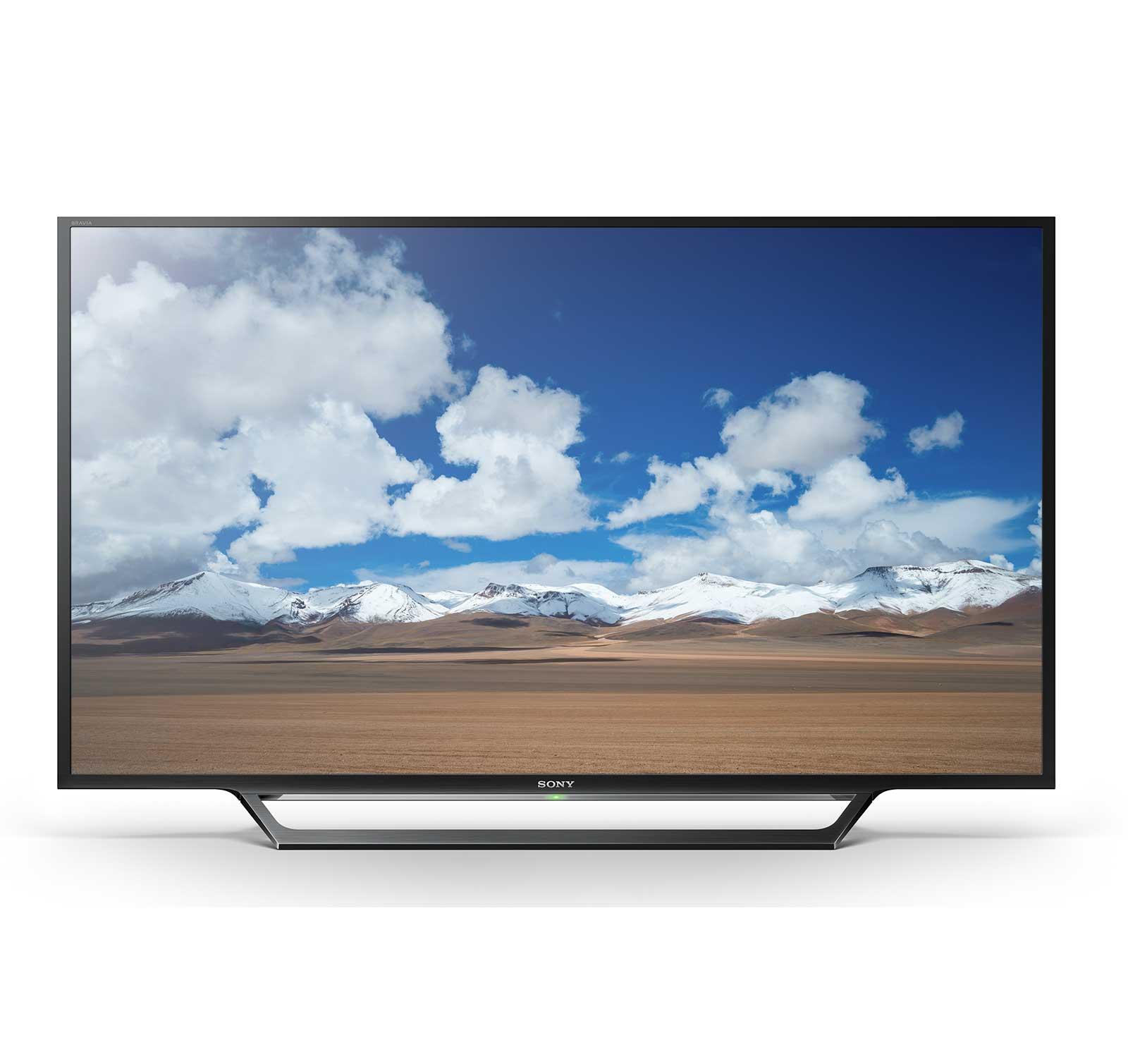 """Sony W600D 32"""" HD Ready Direct Lit LED LCD TV w/ Built-In..."""