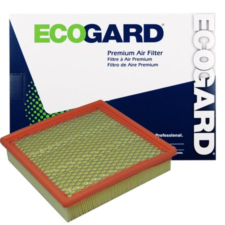 ECOGARD XA5553 Premium Engine Air Filter Fits Dodge Durango, Chrysler Aspen, Lexus RX450h