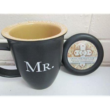 Abbey Press Mr Mug And Coaster Set