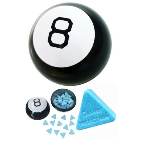 Adult Magic 8 Ball (Magic 8 Ball Candy)