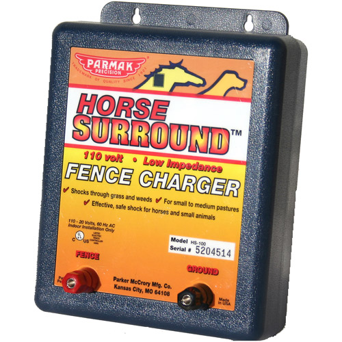 Parmak HS-100 Horse Surround Fence Charger