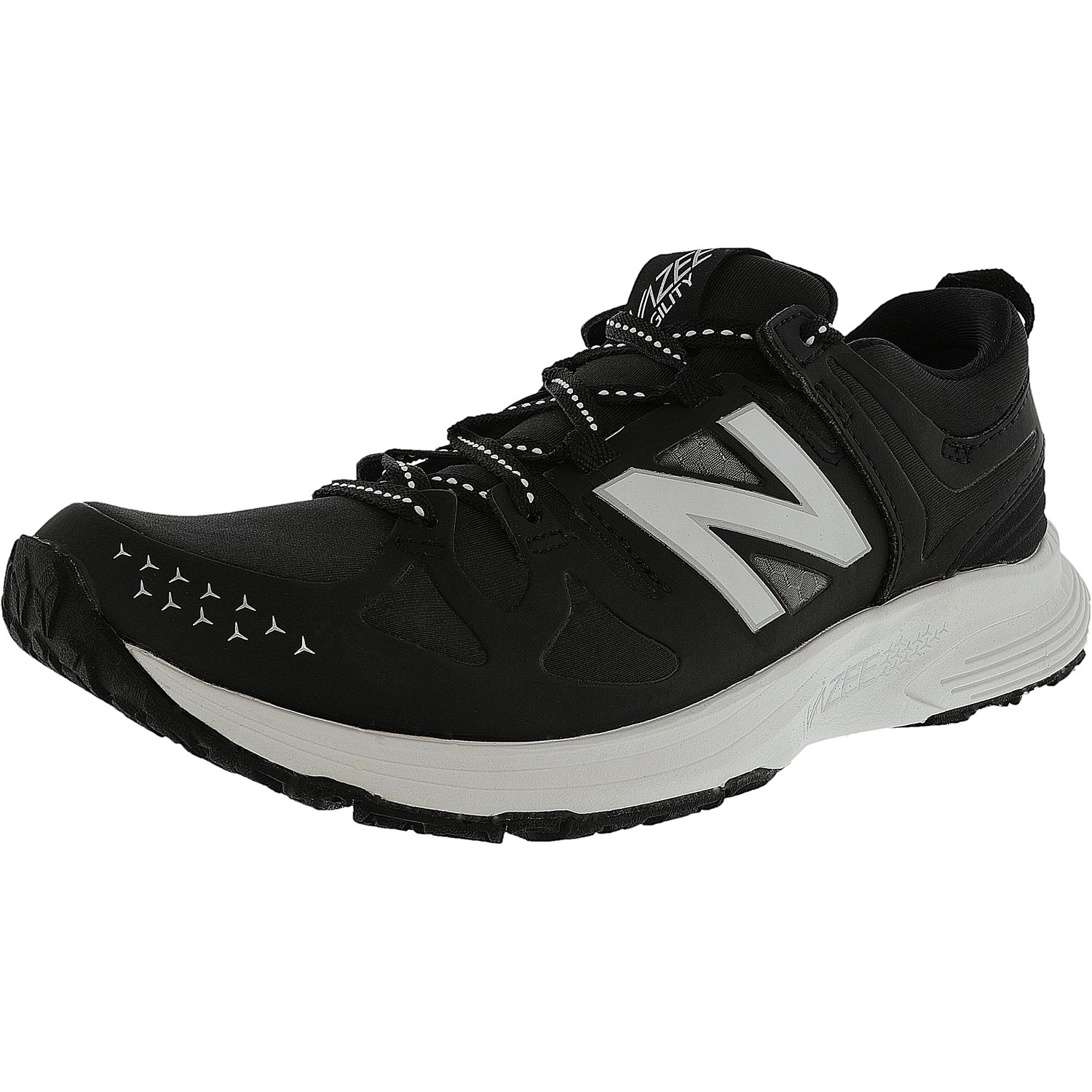 New Balance Women's Wxagl Bk Ankle-High Walking Shoe - 10.5M