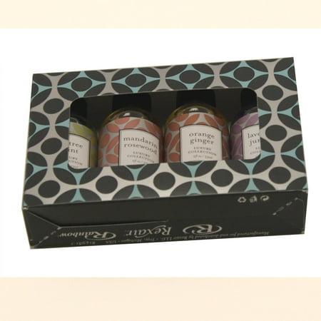 - Luxury Collection Fragrance For Rainbow Vacuum & Rainmate 4 X 2 oz. Bottles