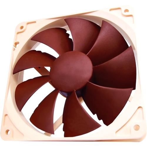Noctua NF-P12-1300 Noctua NF-P12 Cooling Fan - 1 x 120 mm - 1300 rpm - SSO Bearing - Retail