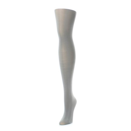 MeMoi Girls Vertical Striped Tights | Tights For Girls by MeMoi 4--6 / Light Grey MK 226