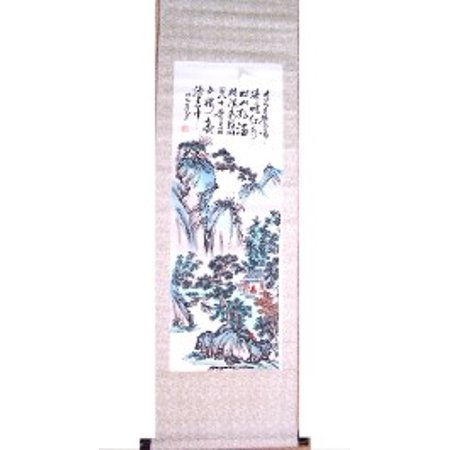 Hand Painted Wall Scrolls (Painted Scroll)