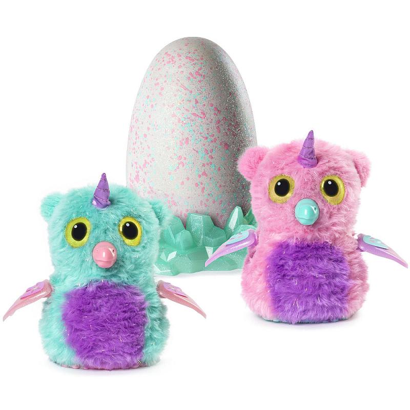 Hatchimals Glittering Garden - Twinkling Owlicorn