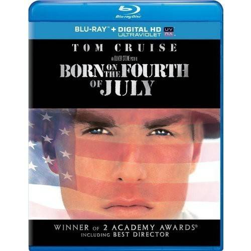 BORN ON THE 4TH OF JULY (BLU RAY/DIGITAL HD W/ULTRAVIOLET) (NEW PACKAGING)
