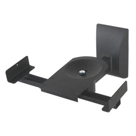 PrimeCables® Swivel Speaker Mount,Side Clamp Type Tilt ,Black, Set of 2 - image 1 of 5