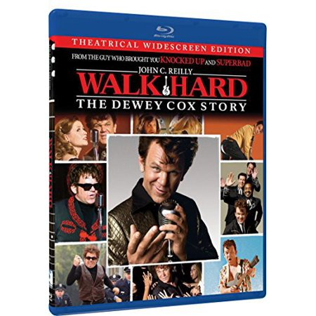 Walk Hard  The Dewey Cox Story  Blu Ray