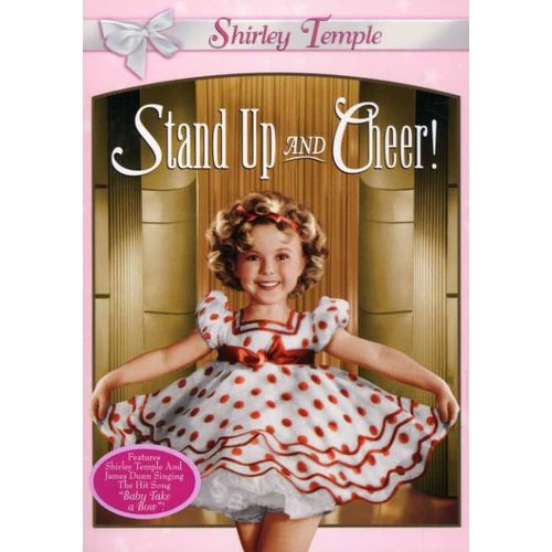 Shirley Temple: Stand Up & Cheer (Full Frame)