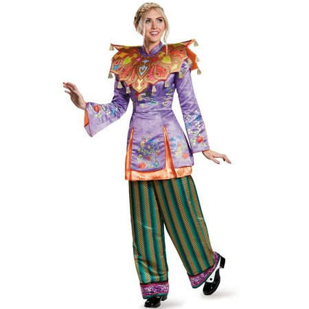 Asian Women Costume (Alice Asian Look Prestige Adult)