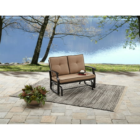 (Better Homes and Gardens Carter Hills Outdoor Glider Bench)