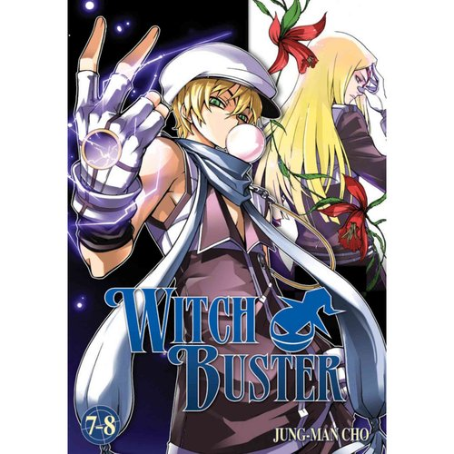 Witch Buster 7-8