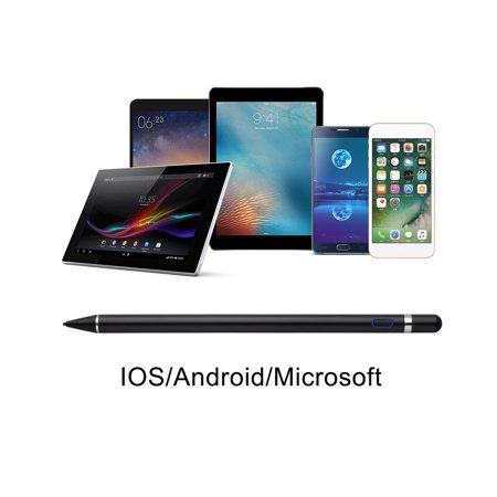Tablet Pen Pencil New Stylus Capacity Touch Pencil Active Capacitive Ultra-fine High-precision Painting Pen Phone Tablet Android Universal Capacitor - image 5 de 7
